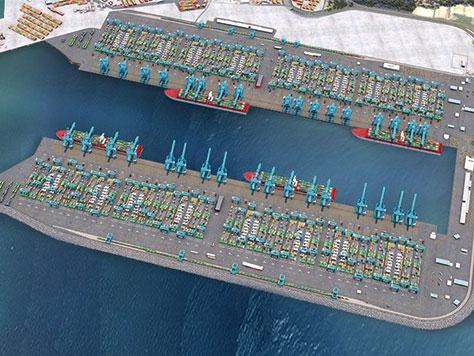 Explican desafíos y características de Puerto Exterior - COLSA